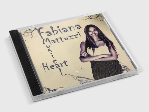 Fabiana Mattuzzi Musical Heart cd cover