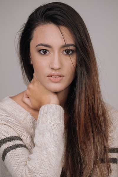Fabiana Mattuzzi set fotografico
