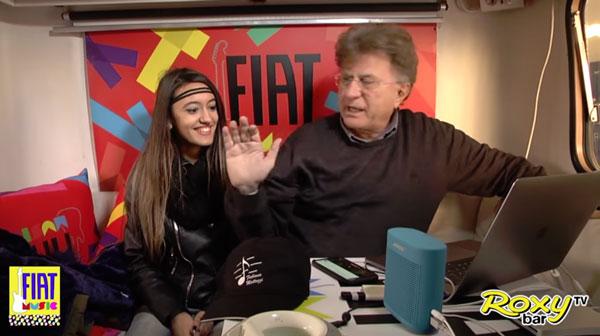 intervista Fabiana Mattuzzi Red Ronnie